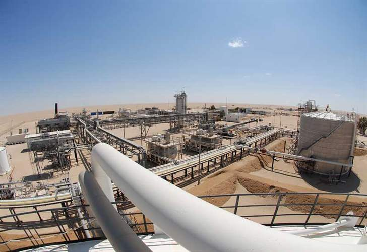 Libyan oil production rises to 935 thousand barrels