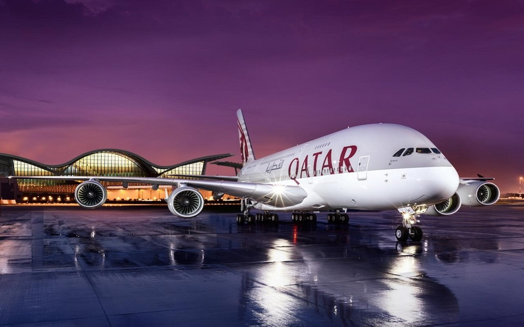 Qatar Airways is the fourth globally safe airline
