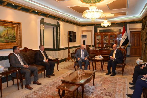 Jordanian Minister: The King directed the expertise and potential of Jordan in the hands of Iraq