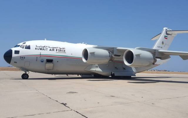 Lebanon receives the first medical aid from Kuwait