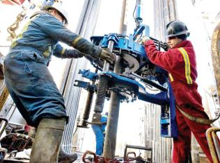 New oil projects double in 2017